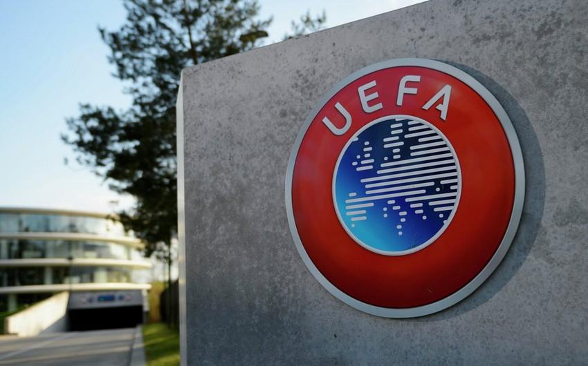 Azərbaycanın UEFA reytinqindəki mövqeyi dəyişməyib