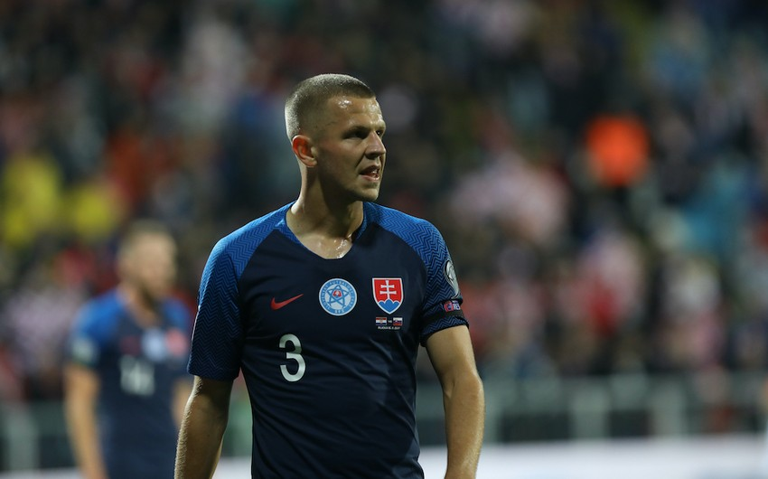 EURO 2020: Slovakia player, staff member test positive for COVID-19