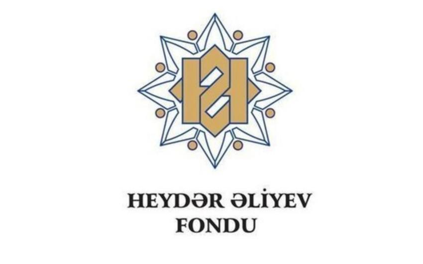 Heydər Əliyev Fondu sosial xidmət müəssisəsini tibbi ləvazimatlarla təmin edib