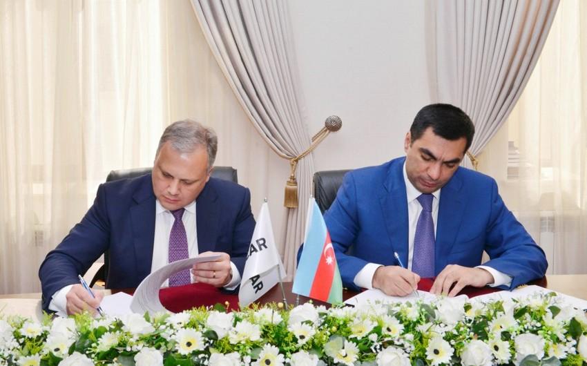 Bakı Ali Neft Məktəbi SOCAR UPSTREAM Management International MMC şirkəti ilə əməkdaşlıq edəcək