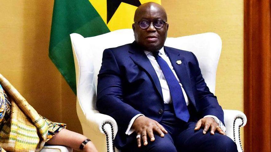 Президент Ганы ушел на карантин в связи с коронавирусом