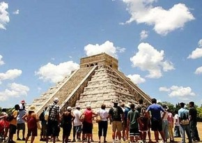 Number of Azerbaijani tourists in Mexico increased