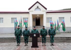 В Губадлы приступил к работе военный госпиталь и фортификационный центр ГПС
