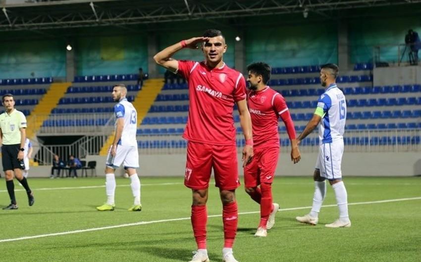 Azərbaycan millisinin futbolçusu iki ölkədən təklif alıb