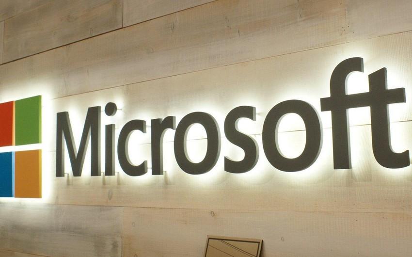 """""""Microsoft""""un xalis mənfəəti 31% artıb"""