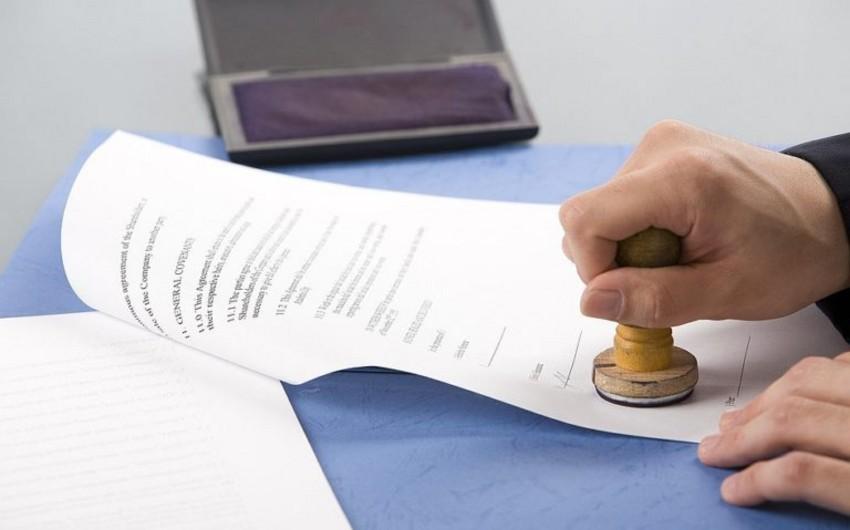Notariat hərəkətlərinin aparılması qaydaları haqqında təlimatda dəyişiklik edilib