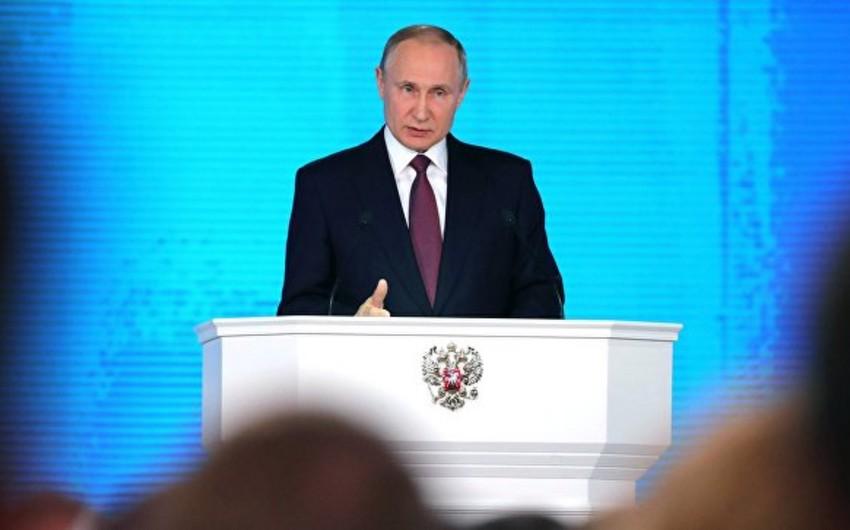 Vladimir Putinin seçki kampaniyasına xərclənən maliyyə vəsaitinin həcmi açıqlanıb