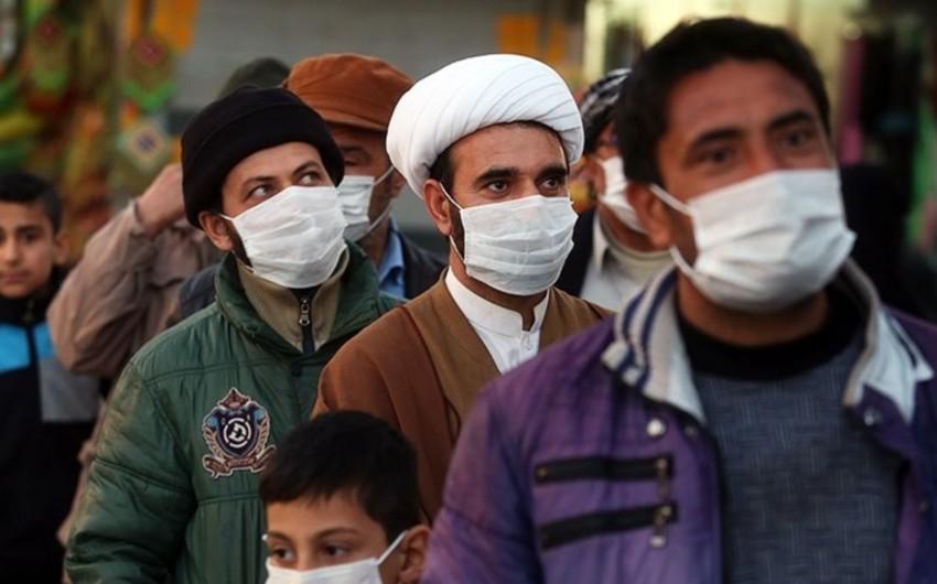 İranda koronavirus yayılmaqda davam edir