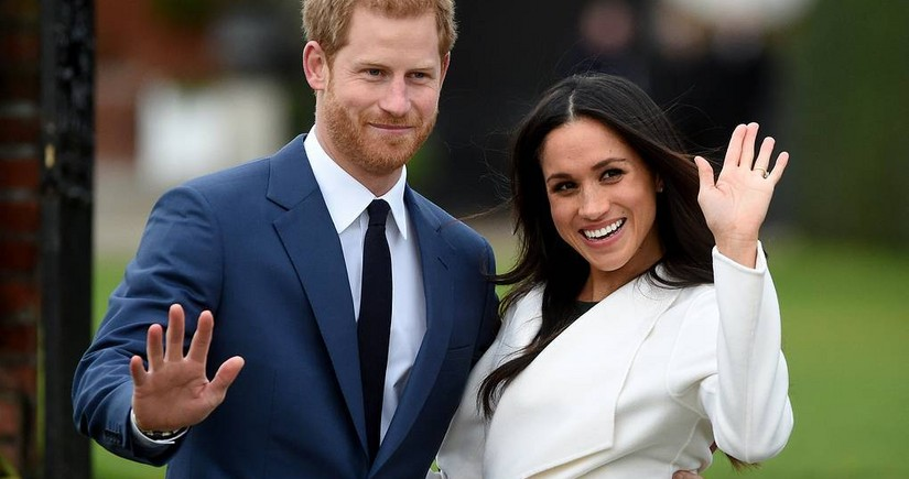Prince Harry, Meghan Markle's biography reaches top-10 of Amazon's bestseller list