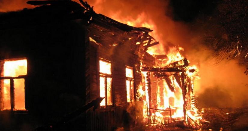 Explosion occurs in Armenia