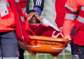 Real Madridin hücumçusu 3 aylıq sıradan çıxdı