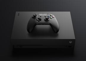 Microsoft unveils mini version of new Xbox