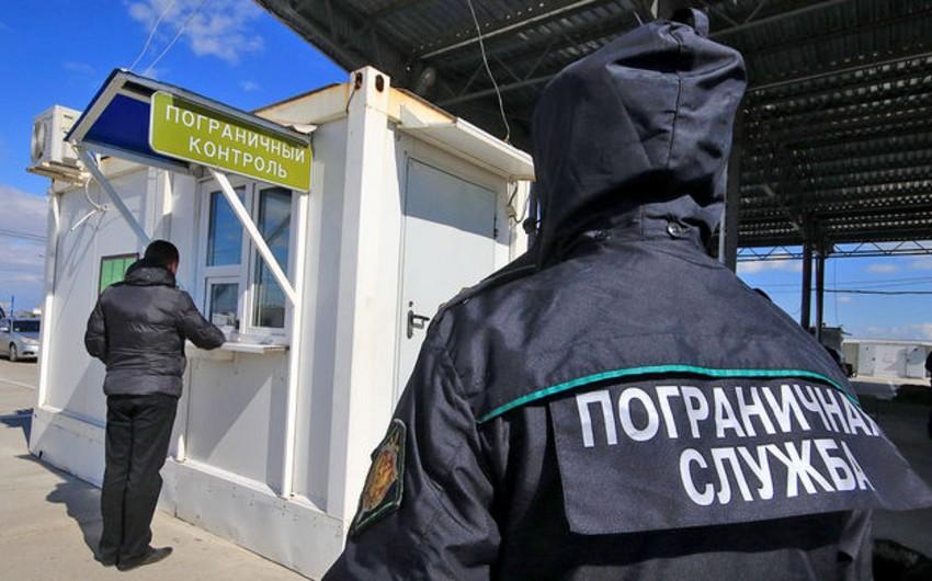 Rusiyada ölkəyə girişin qadağan edilməsi üçün siyahı genişləndirilə bilər
