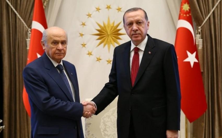 Ərdoğan-Bahçeli ittifaqı və Abdulla Gülün mövqeyinin prezident seçkisinə təsiri - ŞƏRH
