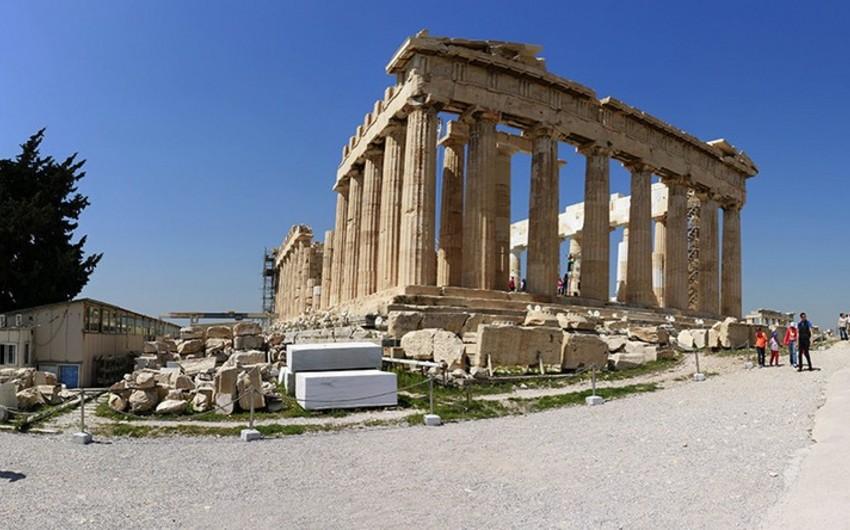 Yunanıstan İngiltərədən Parfenon heykəllərinin geri qaytarılmasını tələb edir