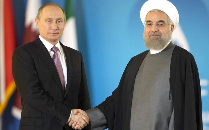 Путин встретится с главой Ирана Хасаном Рухани
