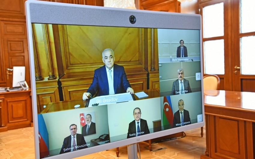 Azərbaycan İnvestisiya Holdinqi Müşahidə Şurasının ilk iclası keçirilib