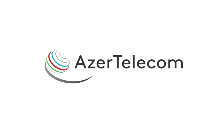 """""""AzerTelecom"""" bağlantı xidməti ilə """"Eurovision Services""""ə dəstək olub"""
