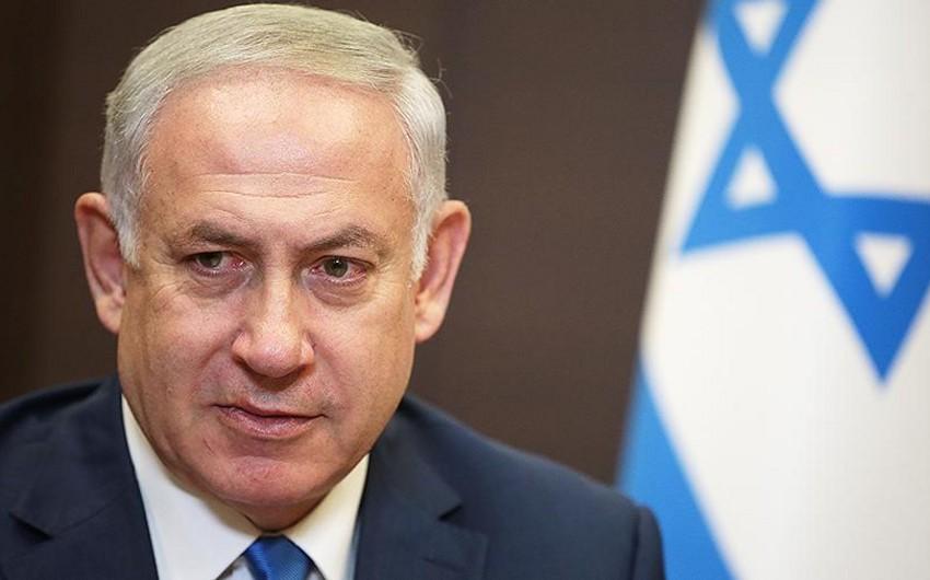 Netanyahu: İsrail İran və Suriya qüvvələrinə zərbə endirib və ona ziyan vermək cəhdlərinin qarşısını alacaq