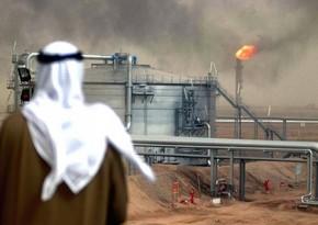 İraqda hasilatın azalması fonunda neft bahalaşır