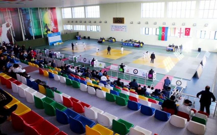 Şəmkirdə cüdo üzrə beynəlxalq turnir keçirilir