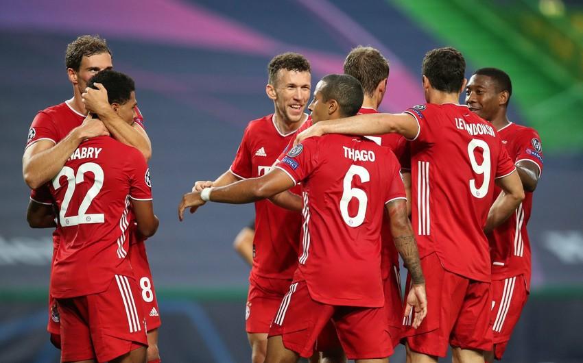 Bavariya Çempionlar Liqasından rekord gəlir əldə edəcək