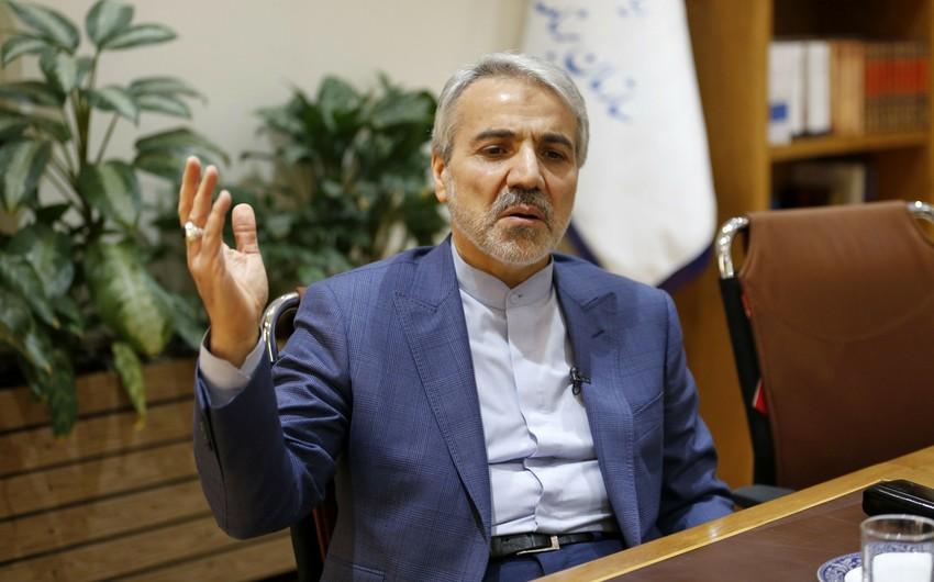 İranın vitse-prezidenti Azərbaycanla münasibətlərdən danışdı