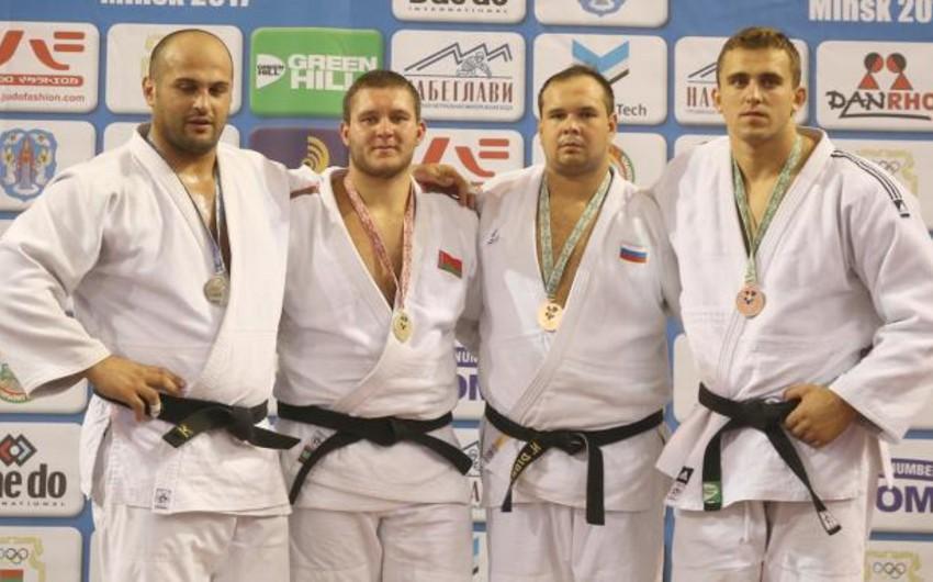 Azərbaycanın cüdo komandası Avropa açıq çempionatının qalibi olub