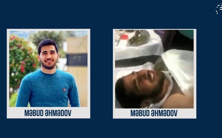 """""""Can Qarabağ"""" oxuyan əsgərimiz: """"Ordudakı ruh yüksəkliyi videodan bəllidir"""""""