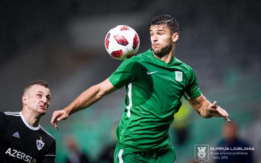 Sloveniyalı futbolçu: Qarabağla dueldə uğura inanmalıyıq