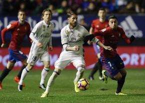 Real Madridin oyunu təxirə salına bilər