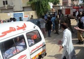 Тяжелое ДТП в Пакистане: 15 погибших, 20 раненых