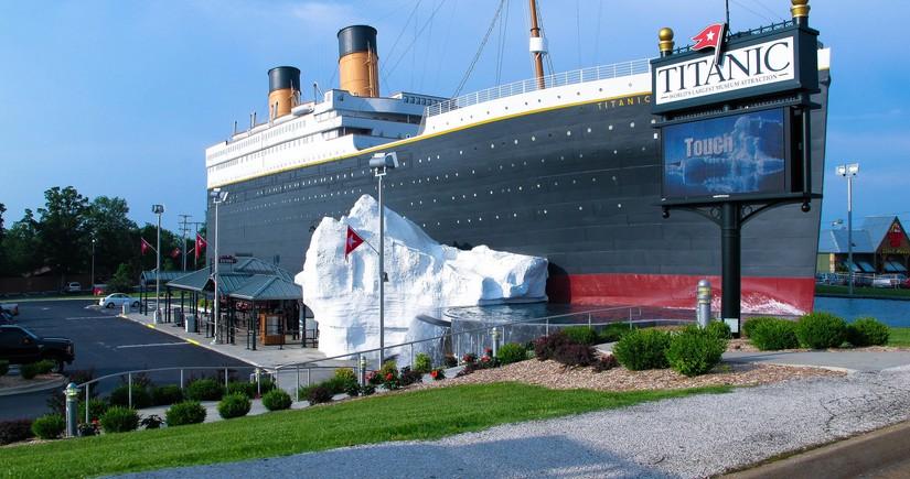"""ABŞ-dakı """"Titanic"""" muzeyində qəza baş verib, xəsarət alanlar var"""