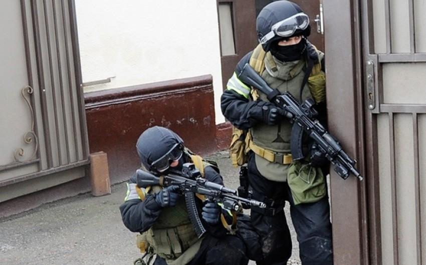 Dağıstanda qanunsuz silahlı dəstənin başçısı öldürülüb