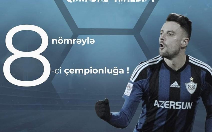 Qarabağ ispaniyalı futbolçusu ilə müqaviləni uzadıb