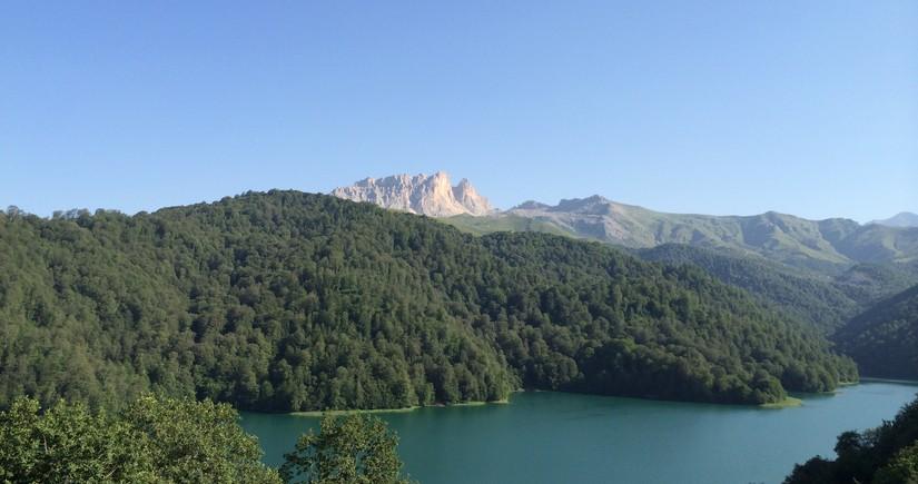 Весенние мотивы в национальных парках Азербайджана