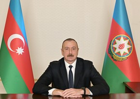 Azerbaijani President expresses condolences to his Indonesian counterpart
