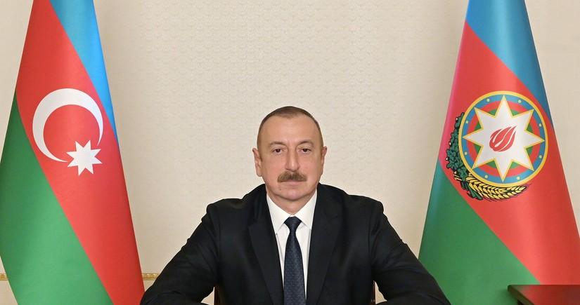 Prezident: Ya Laçın, ya Kəlbəcər rayonlarının ərazisində ikinci beynəlxalq hava limanı inşa ediləcək