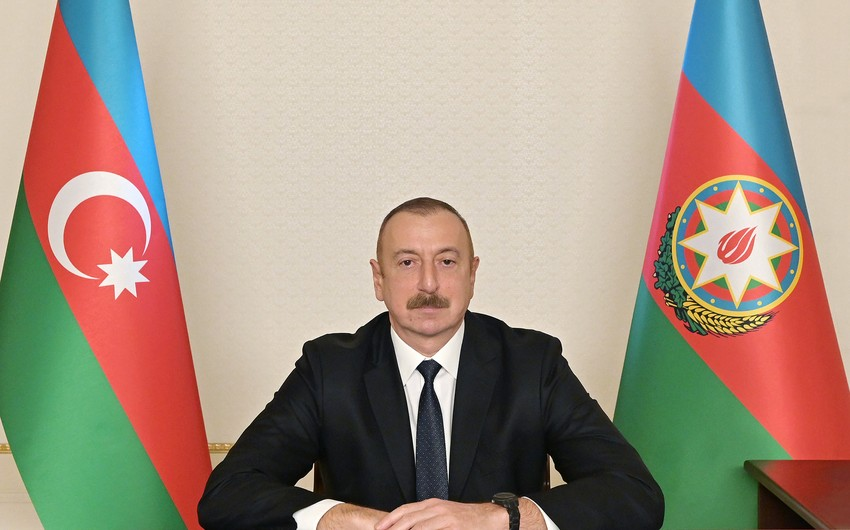 Ilham Aliyev approves amendment to the law on special representatives