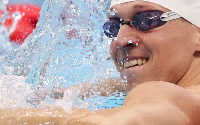 Tokio-2020 Yay Paralimpiya Oyunları: Üzgüçümüz final mərhələsinə vəsiqə qazanıb