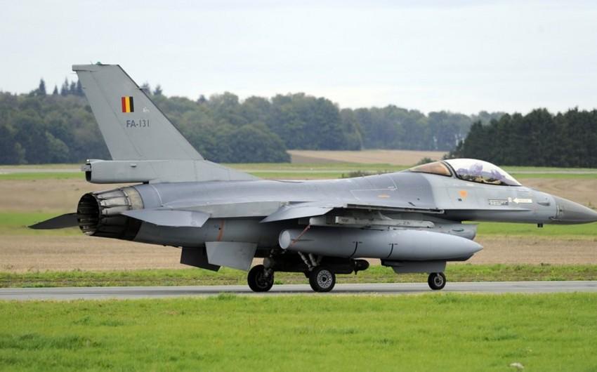 Во Франции разбился истребитель F-16, пилоты невредимы