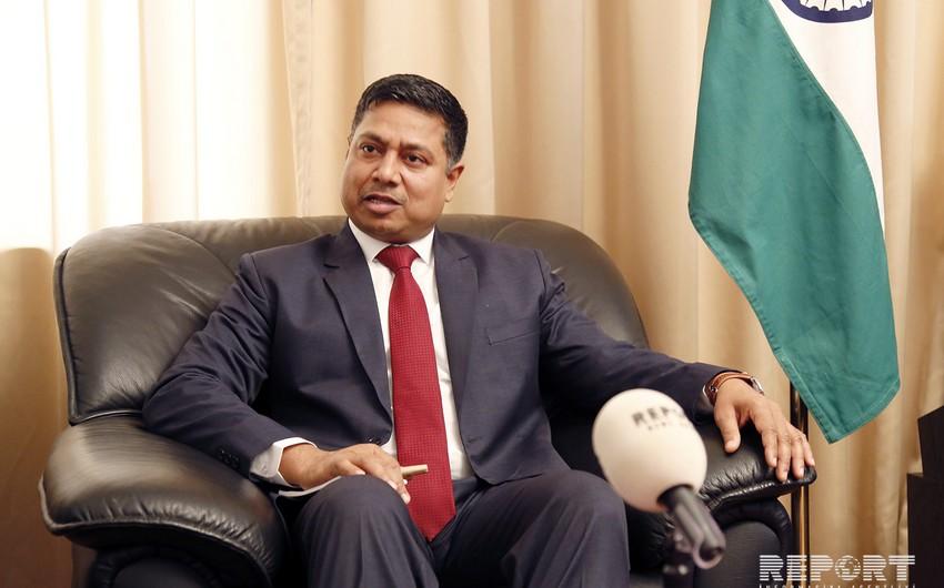 Səfir: Hindistan Azərbaycanla qeyri-neft sahəsində əməkdaşlığın genişləndirilməsində maraqlıdır