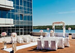 МВД: Свадебную церемонию можно проводить на открытом воздухе и в палатке