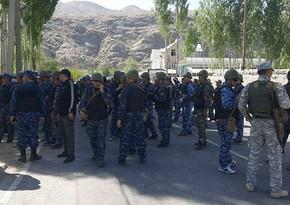Firefight resumes on Kyrgyz-Tajik border