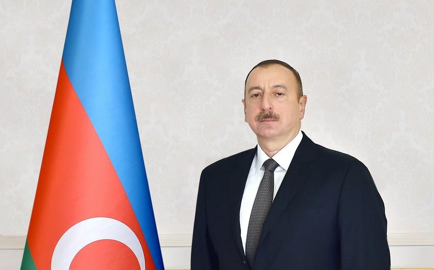По указанию президента Ильхама Алиева в Ясамальском районе приостановлено строительство жилого здания