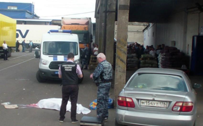 Азербайджанец осуждён на 12 лет в Петербурге за убийство соотечественника на Софийской овощебазе