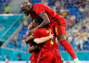 Евро-2020: Сборная Бельгии обыграла команду Финляндии