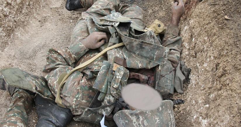 Уничтожены еще 4 офицера Армении, включая командира военной части