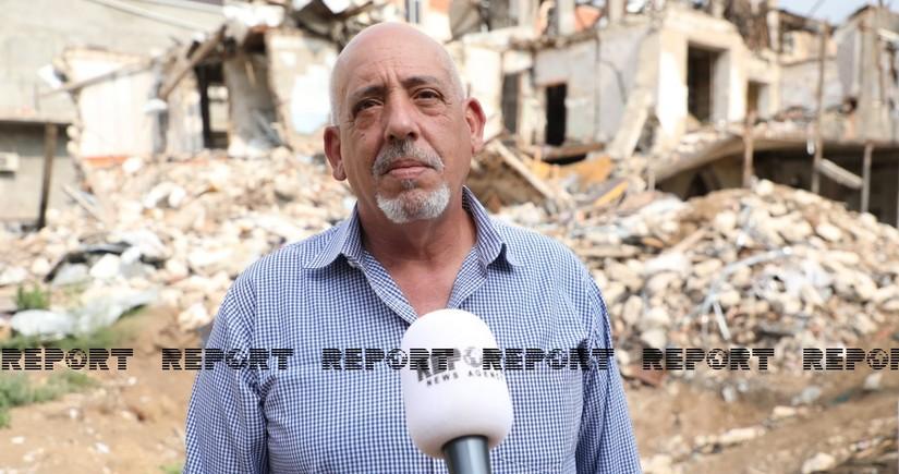 Colombian journalist: Missile strikes on Ganja were real atrocity
