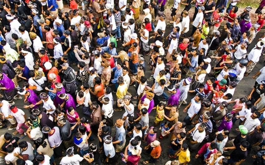 Qazaxıstan əhalisinin sayı açıqlanıb